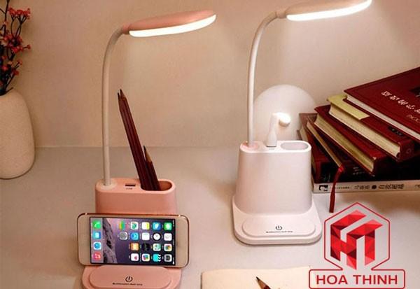 Đèn bàn học chống cận -Đèn bàn học sinh sạc điện- Đèn Để Bàn