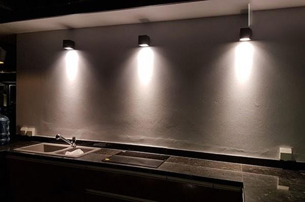 Đèn hắt trang trí tường trời Surface Wall light