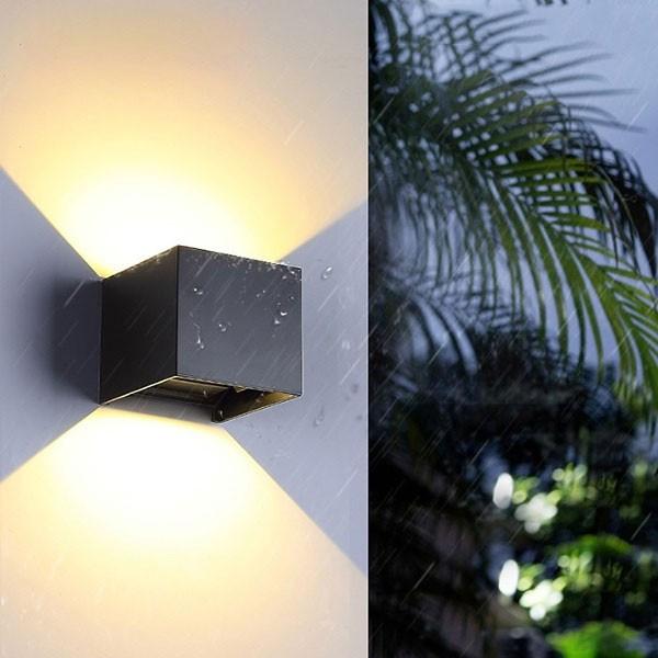 Đèn LED hắt tường nằm ngoài trời Flood