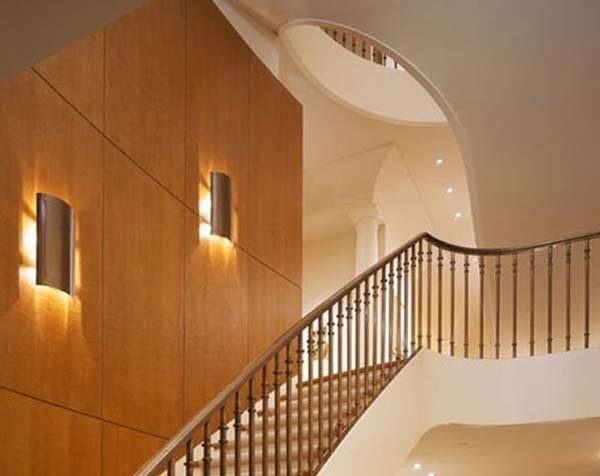 Đèn LED ốp tường cầu thang 3w - Đèn cầu thang 3w