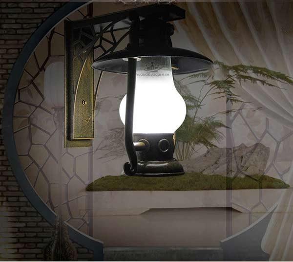 Đèn trang trí cầu thang cổ điển - Đèn cầu thang cổ điển