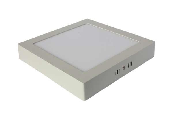 Đèn LED ốp trần nổi vuông-Đèn ốp trần trang trí -Đèn ốp trần
