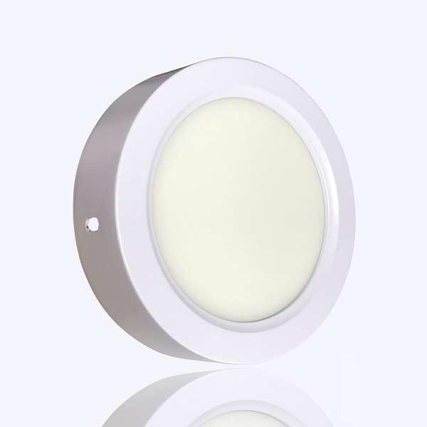 Đèn LED ốp trần tròn - Đèn ốp trần tròn 6W- Đèn Ốp Trần