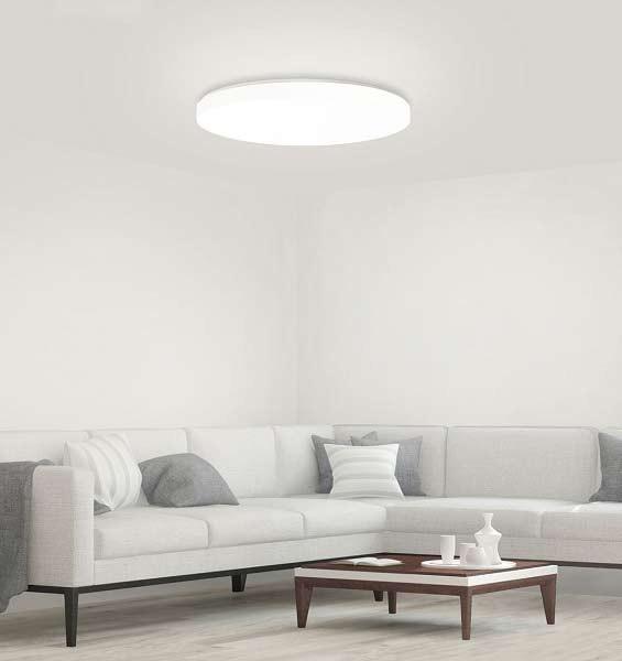 Đèn ốp trần nhà thông minh Xiaomi LED Yeelight gen2- Đèn Ốp Trần