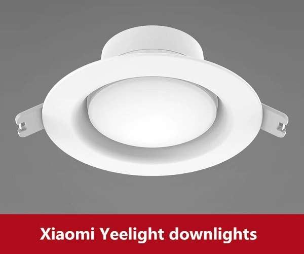 Đèn áp trần LED Xiaomi Yeelight LED Downlight - Đèn trang trí ốp trần XiaomiYeelight LED Downlight- Đèn Ốp Trần