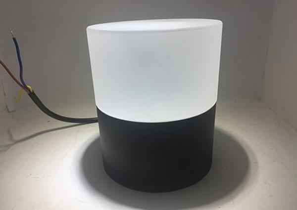 Đèn ốp tường ngoài trời 9w 1 bóng - Đèn LED ốp tường ngoài trời 9W 1 bóng- Đèn Ốp Tường