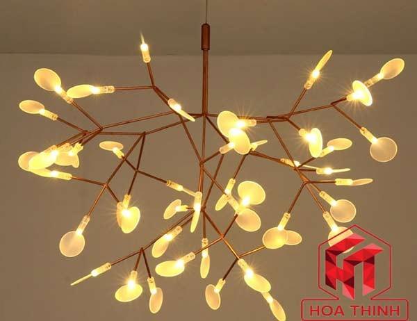 Đèn thả phòng ngủ nghệ thuật- Đèn thả trần