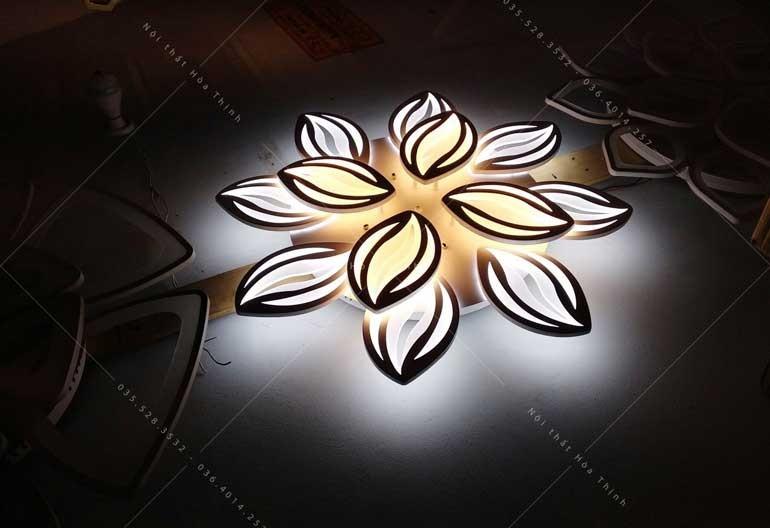 Mẫu đèn trần nhà đẹp HTM-46