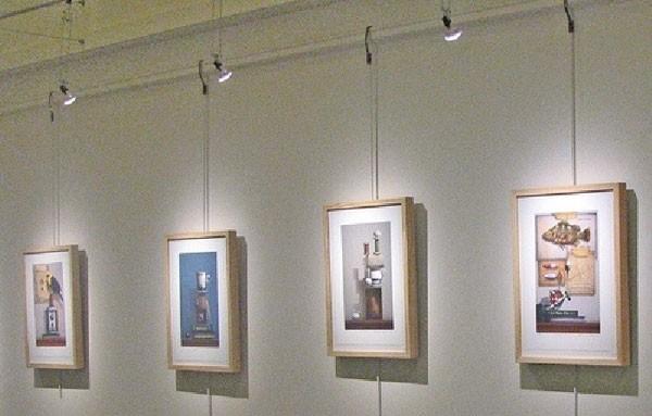 Đèn rọi tranh gắn tường - Đèn soi tranh treo tường - Đèn rọi tranh ốp trần - Đèn soi tranh âm tường