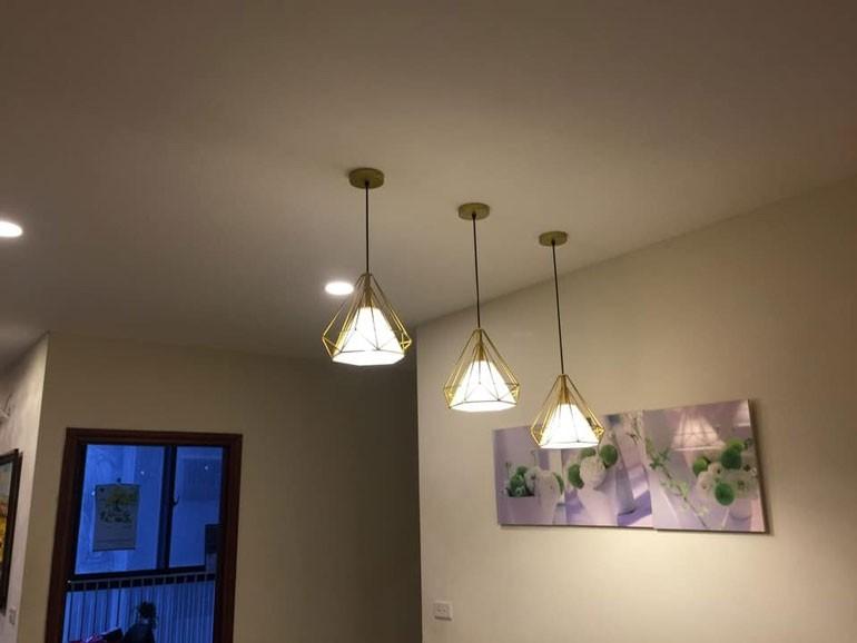 Đèn thả decor HTDT-06