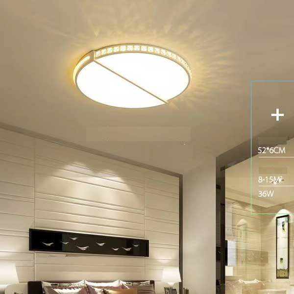 Mẫu đèn trần phòng ngủ đẹp - đèn trang trí phòng ngủ hiện đại