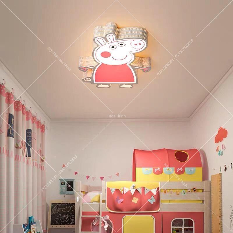 Đèn ốp trần trẻ em Peppa Pig HTOP-07