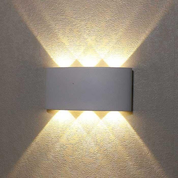 Đèn LED ốp tường ngoài trời - Đèn ốp tường ngoài trời -Đèn tường