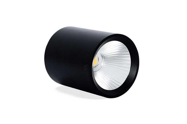 Đèn lon LED ống bơ 12W