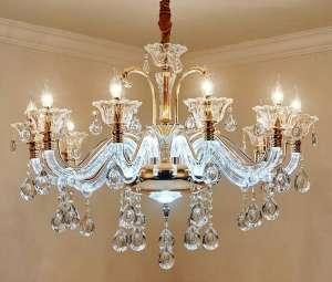Các loại đèn trang trí nội thất phòng khách - Đèn nội thất phòng khách