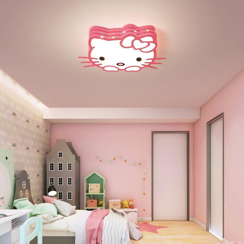Đèn ốp trần trẻ em Hello Kitty HTOP-84 | Ảnh 2