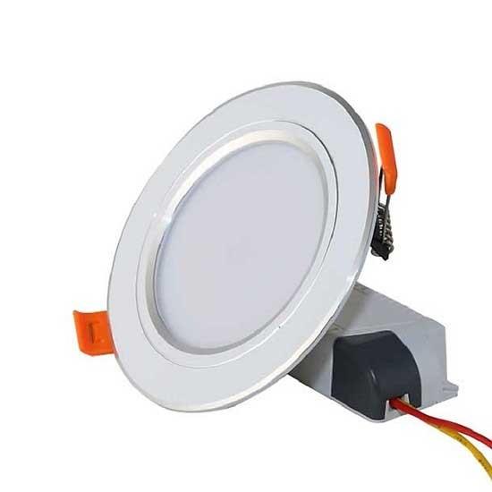 Đèn LED 3 màuâm trần 12w SM-V-DM-12- Đèn âm trần