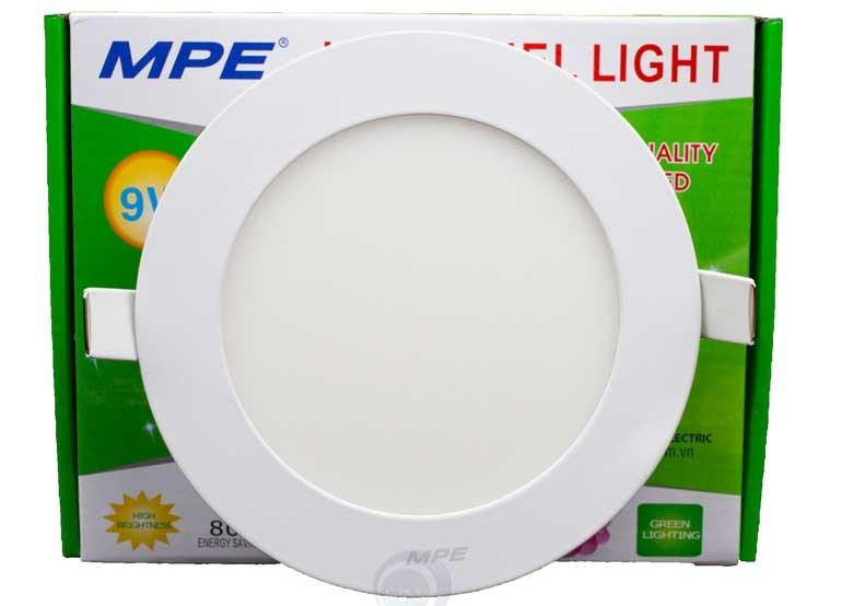 Đèn LED âm trần 9W MPE - Đèn âm trần LED 9W MPE- Đèn LED Downlight