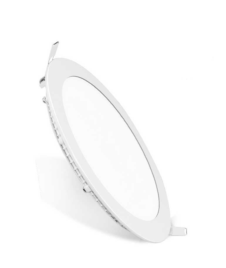Đèn LED âm trần9W siêu mỏng - Đèn LED downlight 9W siêu mỏng- Đèn LED âm trần