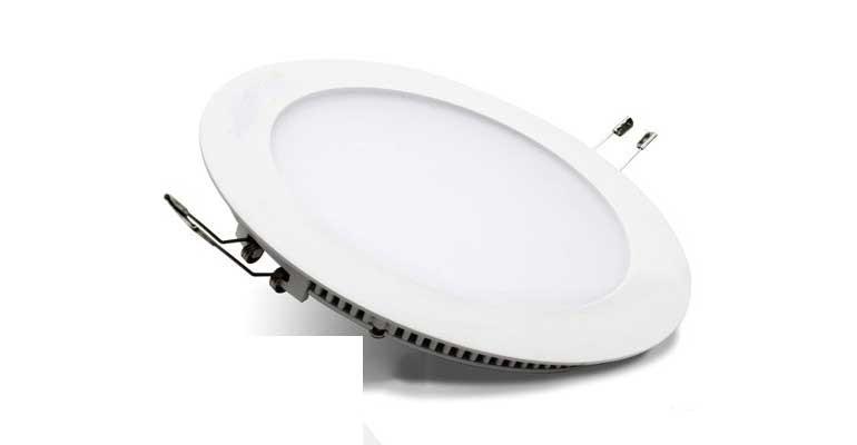 Đèn LED âm trần loại nào tốt - Đèn LED âm trần 6W- Đèn âm trần