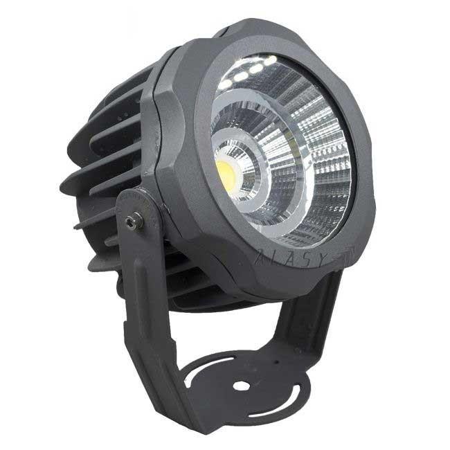 Kính của đèn rọi cột được thiết kế chắc chắn có khả năng chịu nhiệt độ tốt  Đèn rọi cột - Đèn chiếu cột - Đèn hắt cột 30W