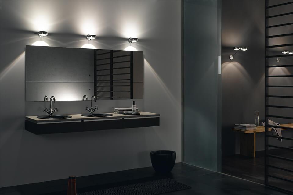 Đèn rọi gương phòng tắm cao cấp - Đèn gương toilet cao cấp