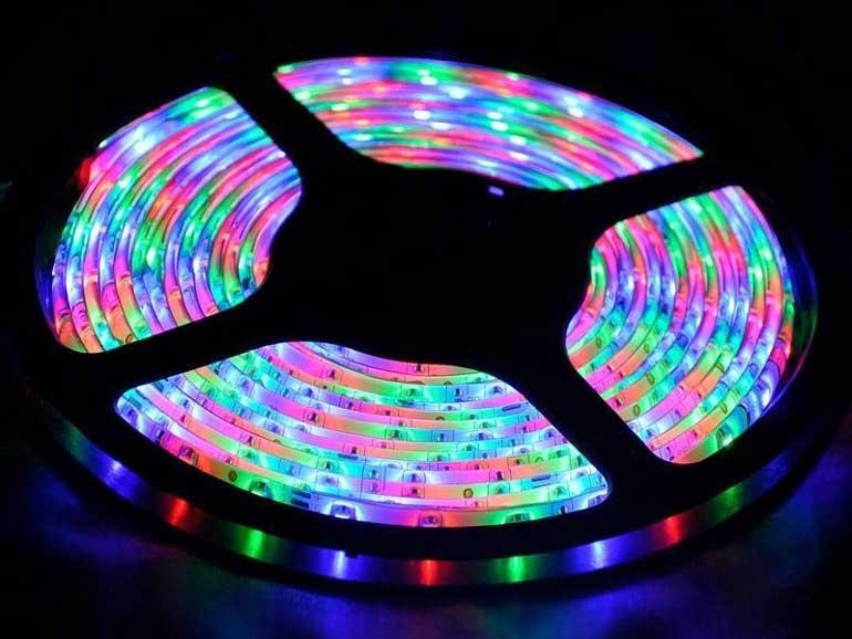 Đèn LED RGB là gì
