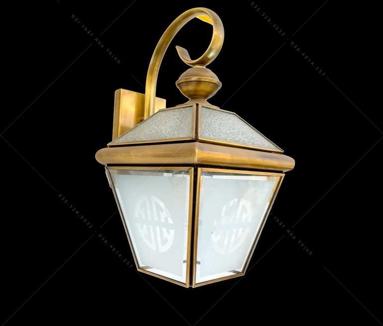 Đèn ngoài trời phong cách châu âu HTML-B6055-1