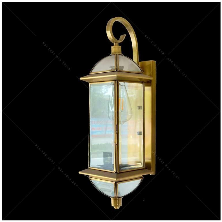 Đèn trang trí ngoài trời treo tường HTML-B6006-1