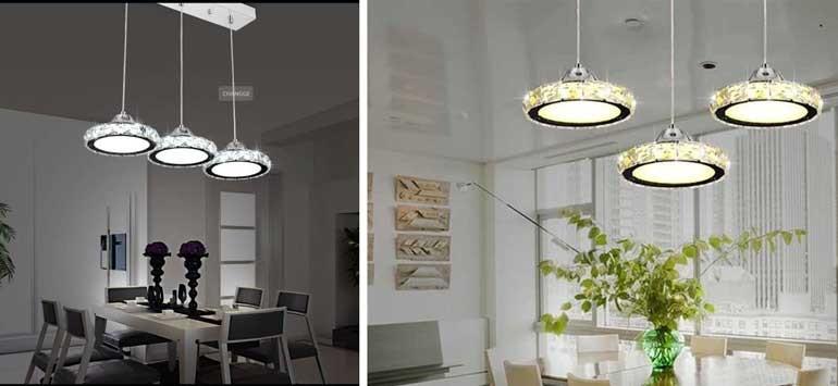 đèn bàn ăn hiện đại