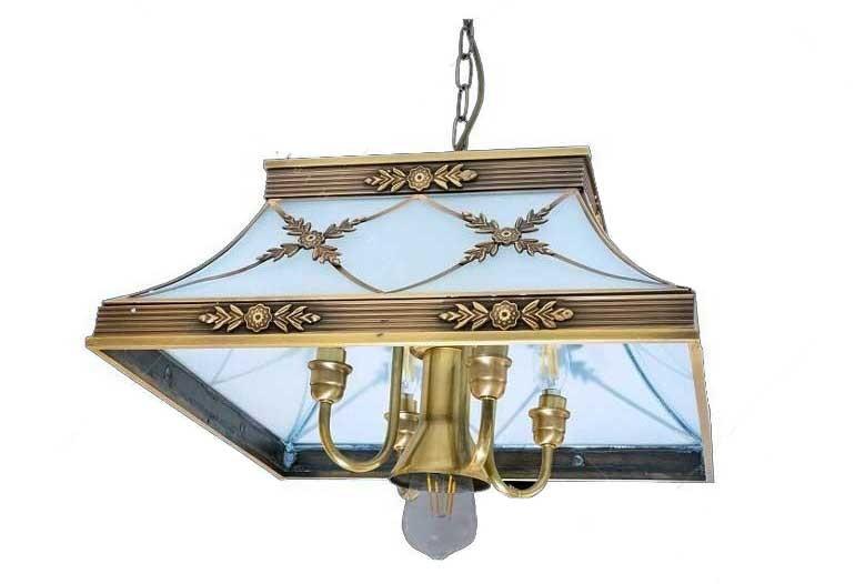 Đèn thả bàn ăn cổ điển- Đèn thả trần