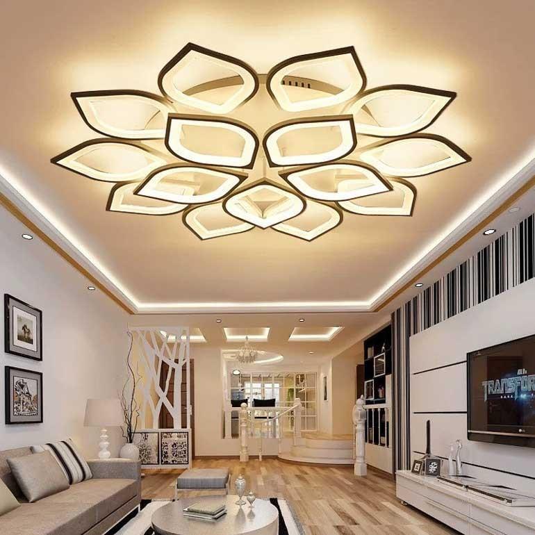 Giá các loại đèn LED ốp trần chất lượng cao được nhiều gia đình lựa chọn 2020