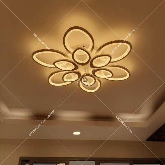 đèn ốp trần đẹp Anna HTOP-012