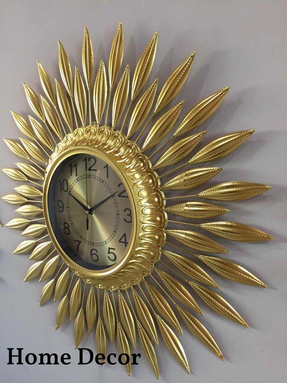 đồng hồ decor MT-1004 GOLD