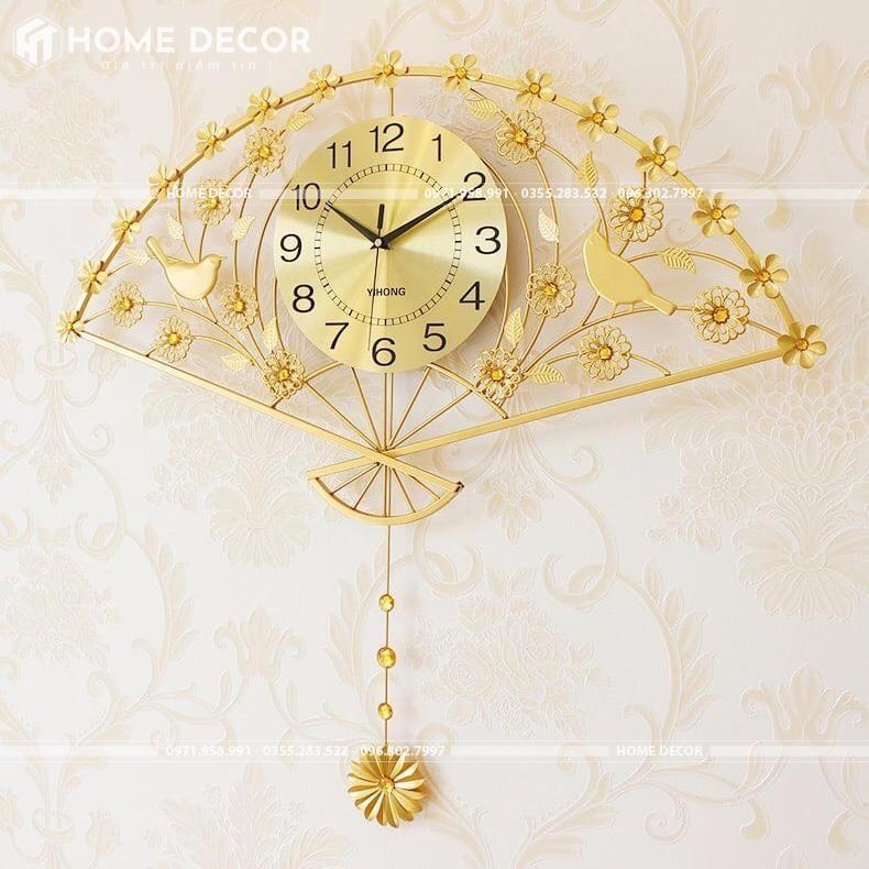 đồng hồ decor HTQ-193