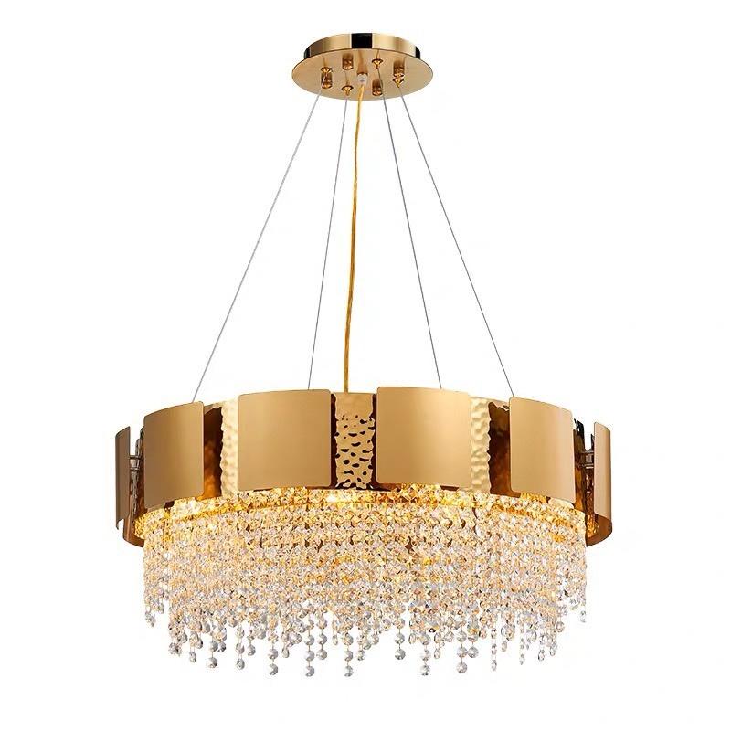 đèn chùm pha lê HTPL-41 D80