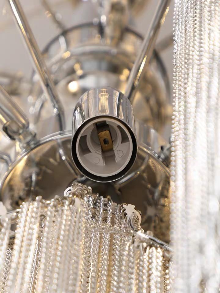đèn chùm pha lê HTPL-48