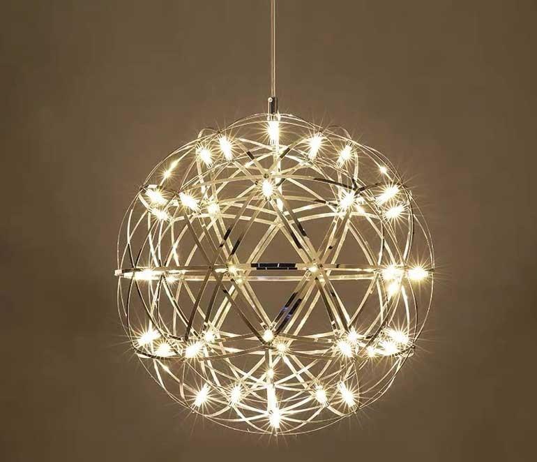 Đèn LED trang trí nhà hàng cao cấp D30