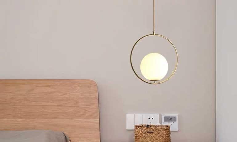 Đèn LED trang trí phòng khách nhà cấp 4 cao cấp