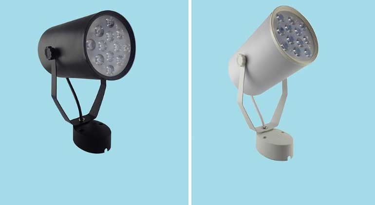 Đèn trang trí mặt tiền nhà chiếu rọi 12W RN-SMD-12 - Đèn LED trang trí mặt tiền nhà12W RN-SMD-12