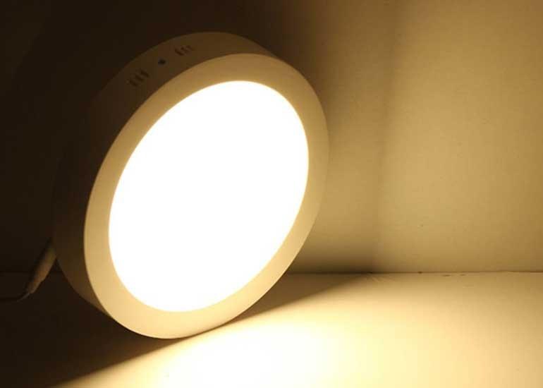 Đèn LED trang trí mặt tiền nhà cao cấp - Đèn trang trí mặt tiền nhà đẹp gắn âm trần