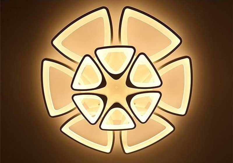 Đèn trang trí ốp trần