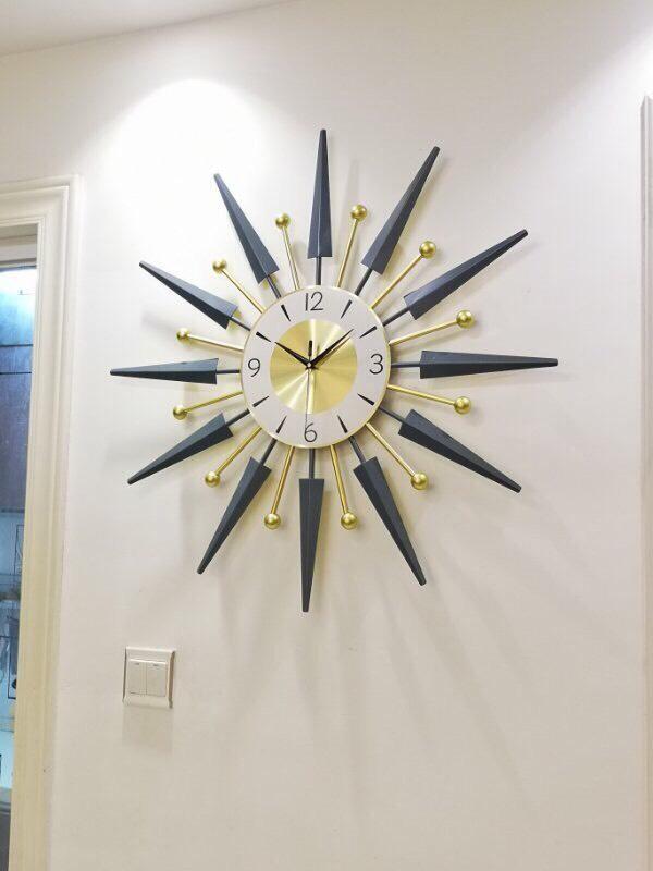 đồng hồ decor HTDH-14