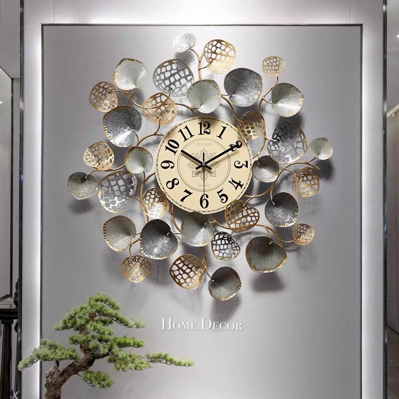 đồng hồ decor HTDH-20