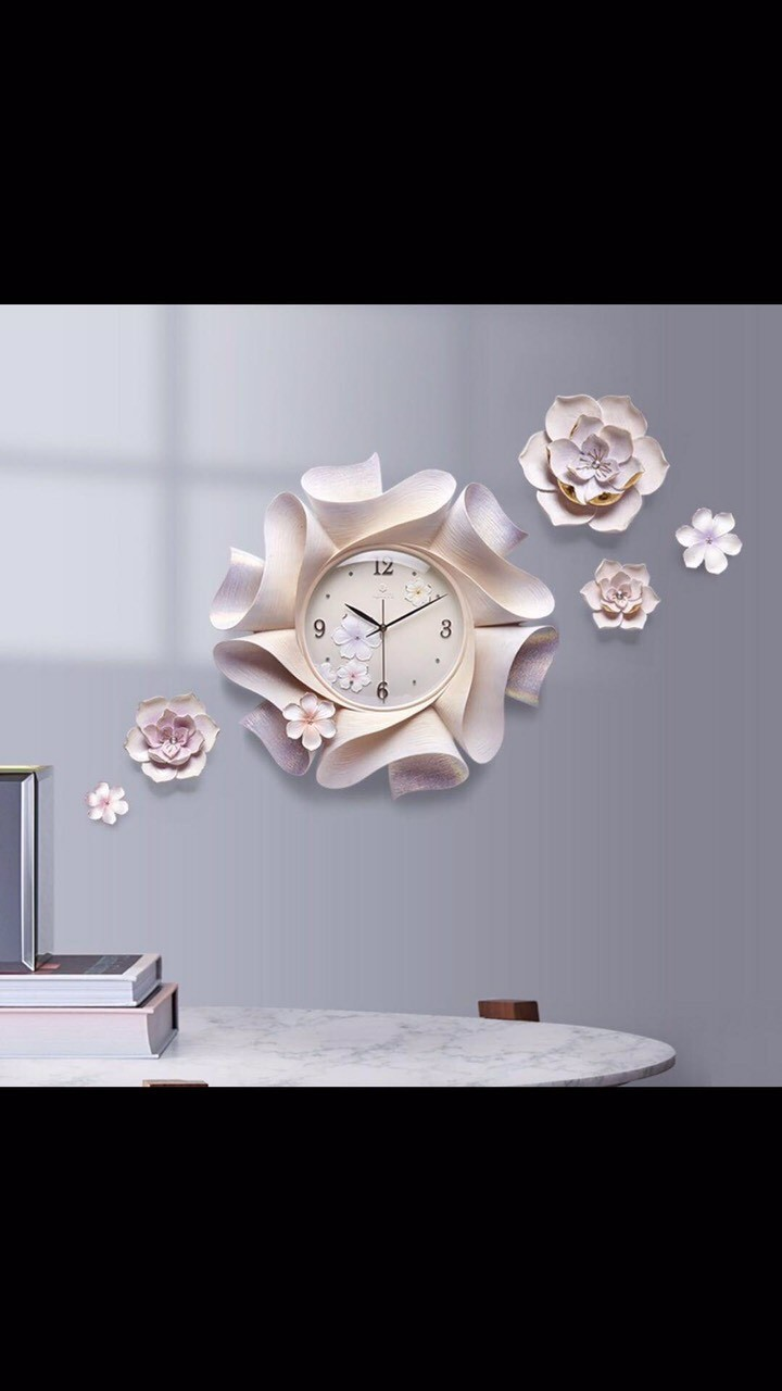 đồng hồ decor HTDH-05