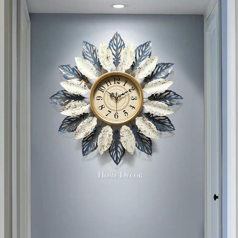 đồng hồ decor HTDH-15