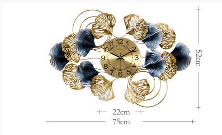 Đồng hồ decor HTDH-12