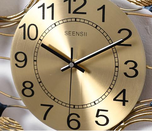 đồng hồ trang trí HTTDH-817