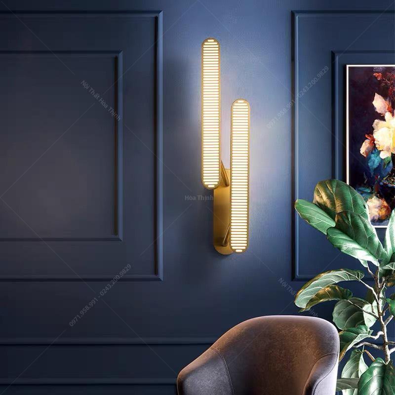 Đèn trang trí tường pha lê giá rẻ HTOT-13