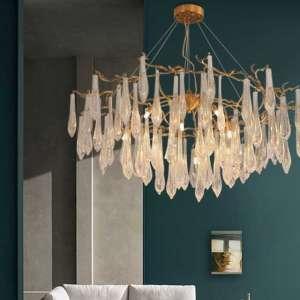 Các mẫu đèn trang trí nhà cổ đẹp, đèn trang trí cho nhà cổ điển cao cấp, sang trọng